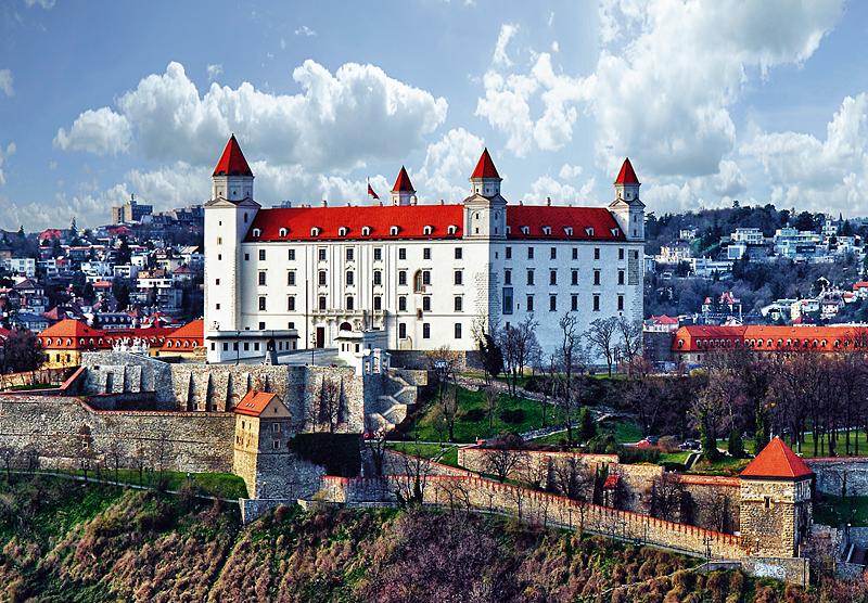 Puzzle Trefl Bratislava de 500 Piezas