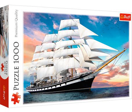 Puzzle Trefl El Crucero de 1000 Piezas