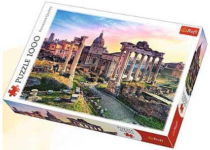Puzzle Trefl El Foro Romano de 1000 Piezas