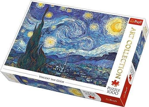 Puzzle Trefl La Noche Estrellada 1000 Piezas