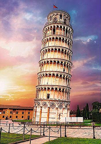 Puzzle Trefl La Torre de Pisa de 1000 Piezas