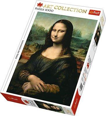 Puzzle Trefl Mona Lisa, La Gioconda 1000 Piezas