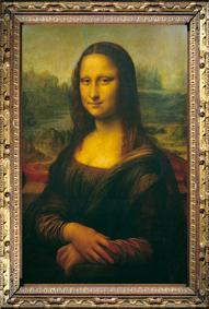Puzzle Trefl Mona Lisa, La Gioconda de 1000 Piezas