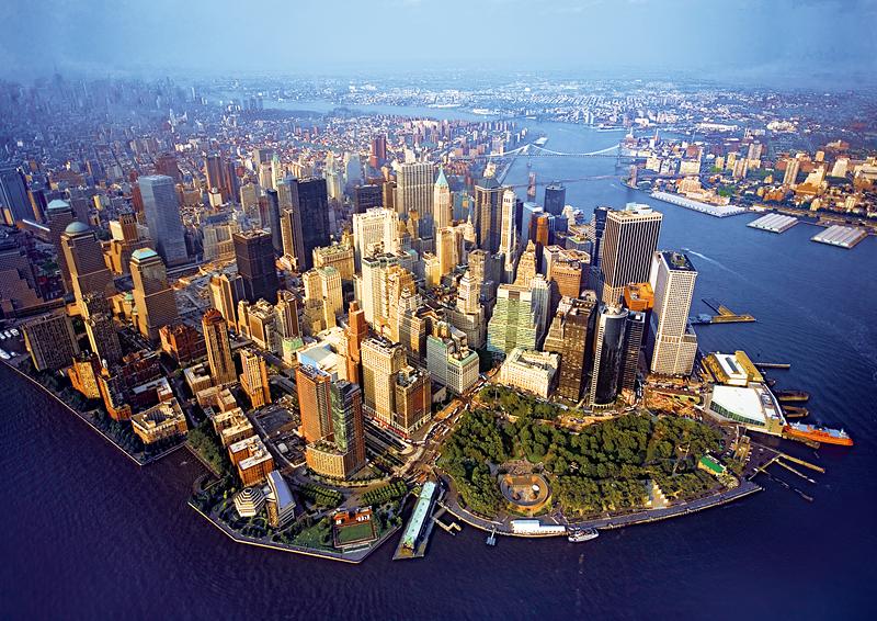 Puzzle Trefl Nueva York de 1000 Piezas