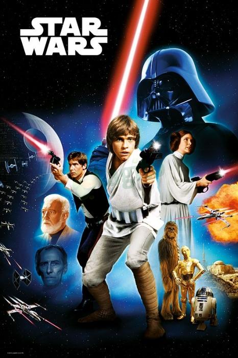 Puzzle Trefl Star Wars de 500 Piezas