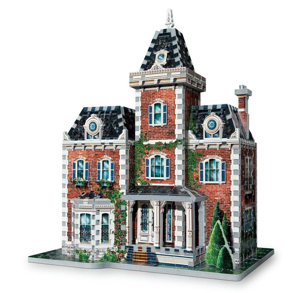 Puzzle Wrebbit Casa Lady Victoria 3D 465 Piezas 3D 465 Piezas