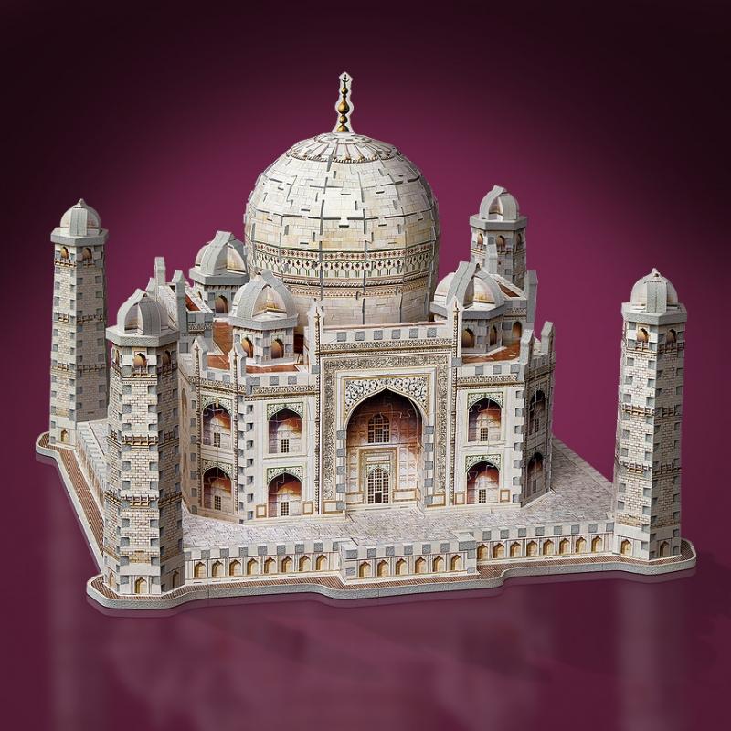 Puzzle Wrebbit Taj Mahal 3D 950 Piezas 3D 950 Piezas
