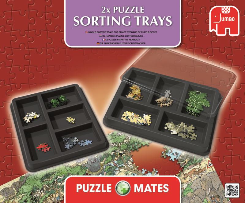 Accesorios para puzzles, Separador de Piezas Jumbo