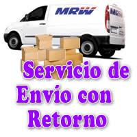 Servicio MRW Entrega Domicilio Diferente