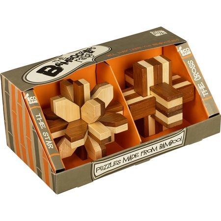 Set de 2, Bamboo Puzzles