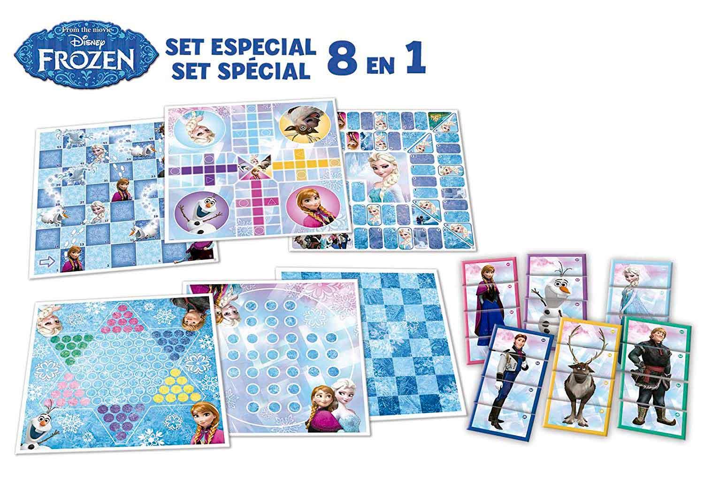 Set Especial 8 en 1 de Frozen 2