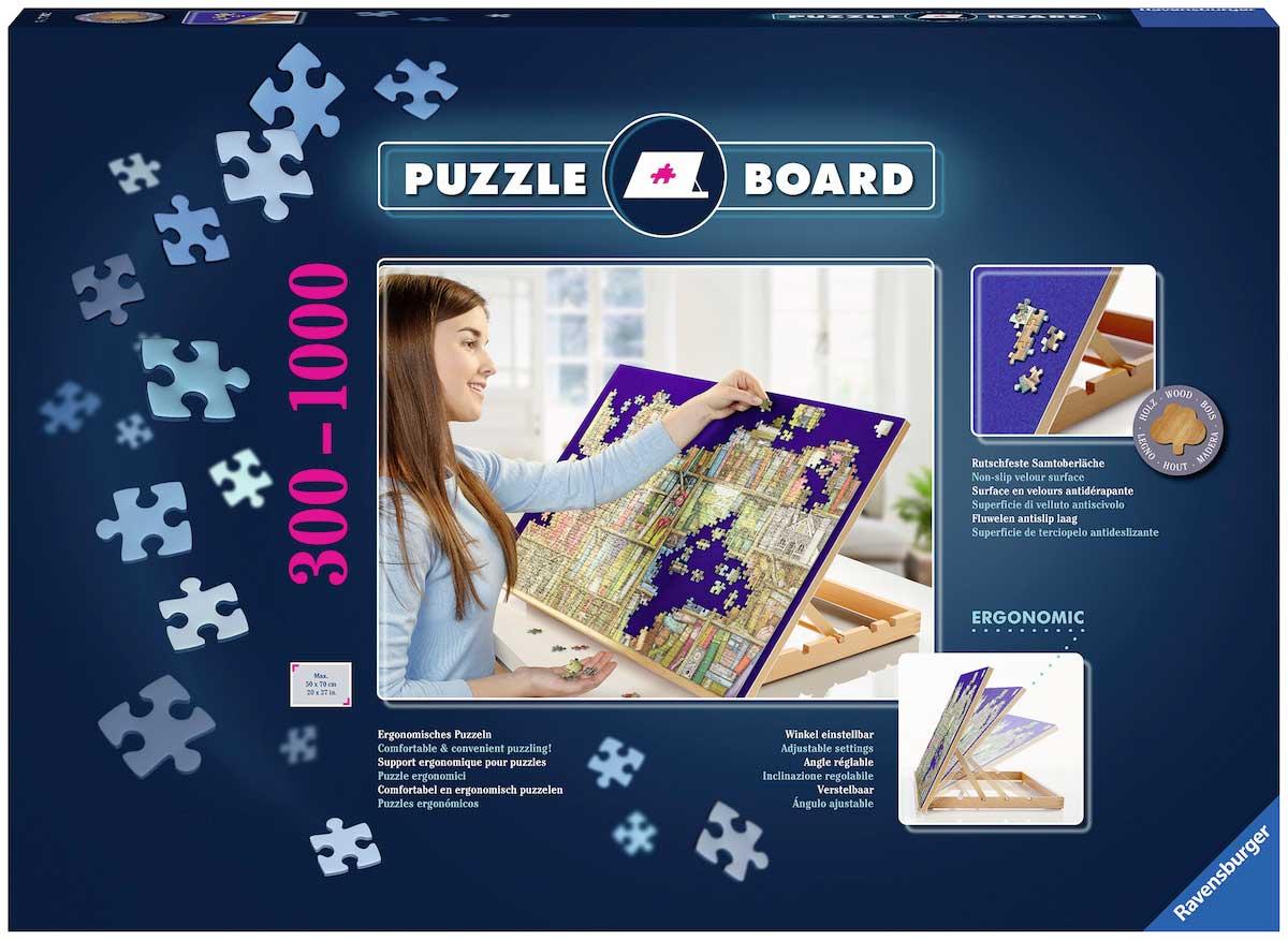 Tablero Para Puzzles Ravensburger de 300-1000 Piezas